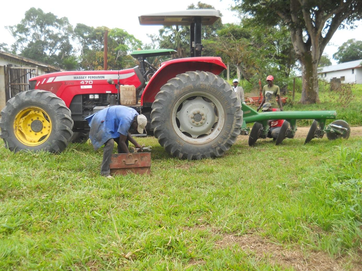 Etre Conducteur d'engins agricoles, c'est exercer un métier !